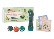 Ficklampa med berättelser 'Le Jardin' fauna