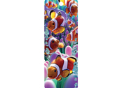Bookmark 3D Clown Fish