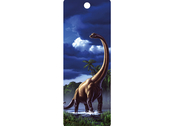 Bookmark 3D Brachiosaurus