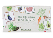 Board game 'Le Jardin' bingo