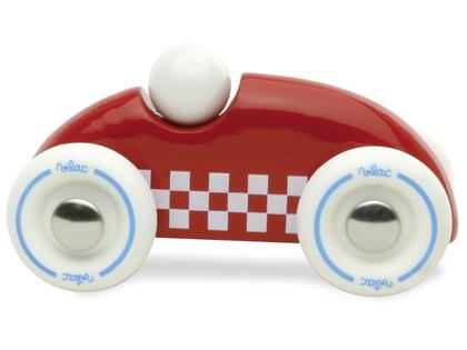 Bil 'Racer Mini' röd