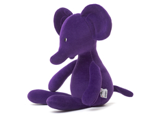 Krabater 'Elefanten Ella' ekobomull