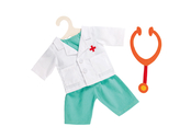 Doctors outfit for doll (40cm)