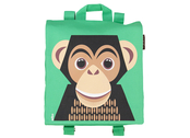 Backpack Organic 'Schimpans'