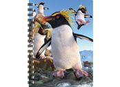 Notebook 3D Rockhoppers large