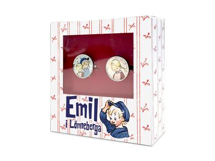Ringar 'Emil & Ida'