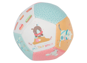 Ball soft 'Les Jolis Trop Beaux' 10cm