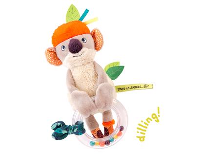 Skallra koala 'Dans la Jungle'
