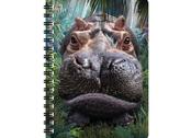 Notebook 3D Close encounter large