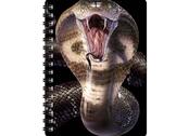 Notebook 3D Cobra large