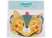 Masks 'Les Broc' & Rolls' bright colors