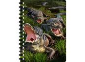 Notebook 3D Gator bog large