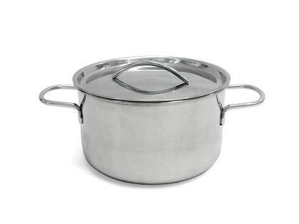 Pot in metal (small)