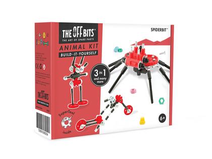 Bygg en spindel 'Spiderbit'