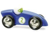 Bil 'Speedy' blå