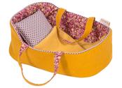Doll carrier 'La Famille Mirabelle' medium
