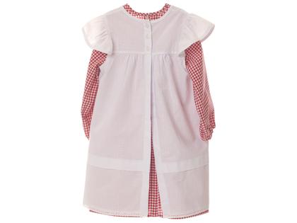 Dress 'Lisabet' with apron