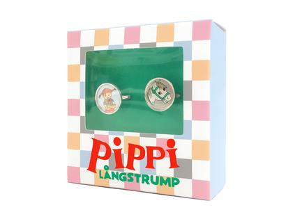 Ringar 'Pippi & Lilla gubben'