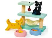 Doll house pet 'Cats'
