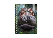 Notebook 3D Close encounter small