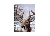 Notebook 3D Dancing snow small