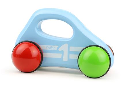 Car 'Handle' blue