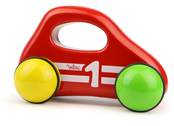 Car 'Handle' red