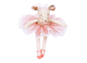Mouse ballerina 'Il Était Une Fois' in box
