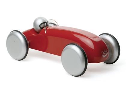 Bil 'Speedster' rubin
