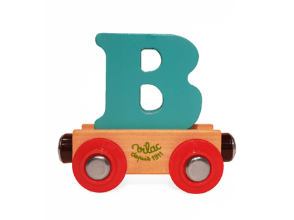 Bokstav tåg B