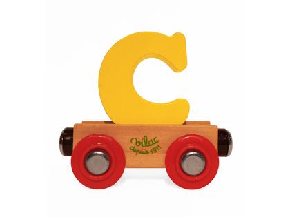 Train Letter C