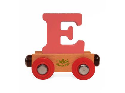 Bokstav tåg E