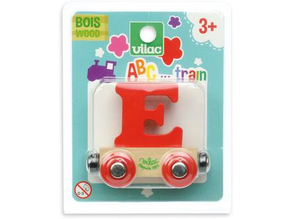 Train Letter E