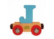 Bokstav tåg J