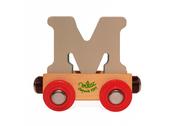 Bokstav tåg M