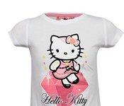 Hello Kitty t-skjorte
