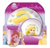 Disney Princess barnesett 3 deler
