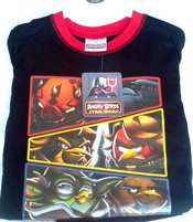 Angry Birds Starwars pysjamas