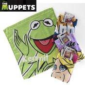 Muppets vaskekluter 4pkn