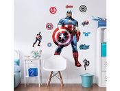 Captain America dekor