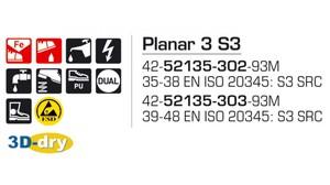 Planar 3 S3