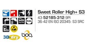 Sweet Roller High+ S3