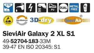 SieviAir Galaxy 2 S1