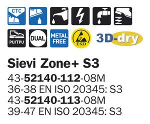 Sievi Zone+ S3