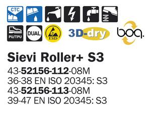 Sievi Roller+ S3