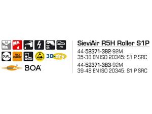SieviAir R5H Roller S1P