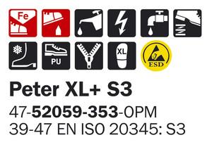 Peter XL+ S3