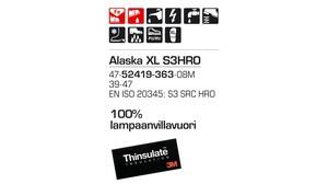 Alaska XL S3HRO