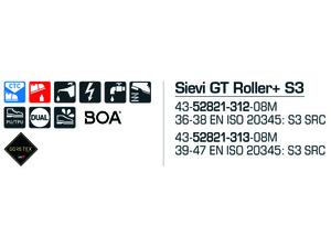 Sievi GT Roller+ S3