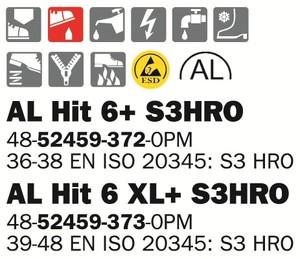 AL Hit 6+ S3HRO